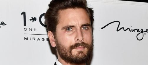 Scott Disick is once again spotted with a younger woman. Photo via US Magazine