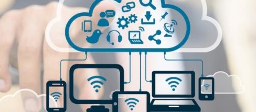 The growth of connected (IoT) devices is now being fueled by big business. (Photo via Flickr Commons.)