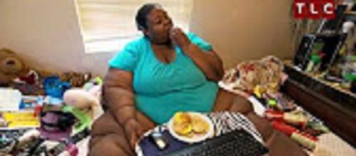 """TLC """"My 600-lb Life"""" finds sex abuse victims under obesity. Source: Youtube TLC"""