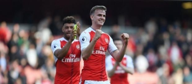 Arsenal legend Ian Wright believes youngster Rob Holding is better ... - mirror.co.uk