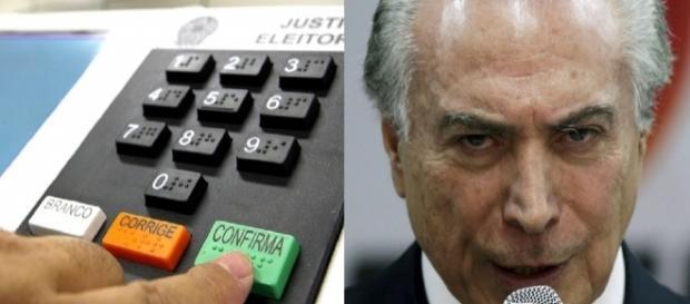 Áudio bombástico de Temer faz surgir pedido de novas eleições