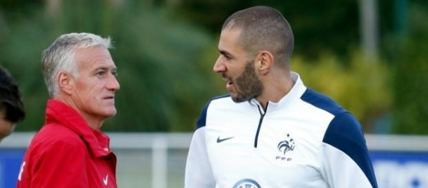 CLASH: Deschamps enfonce Benzema!