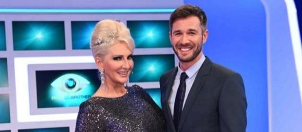 Désirée Nick und Jochen Schropp moderierten letztes Jahr Promi Big Brother / Foto: SAT.1 / Willi Weber