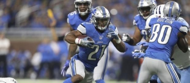 Detroit Lions running back Ameer Abdullah expected to miss rest of ... - fansided.com