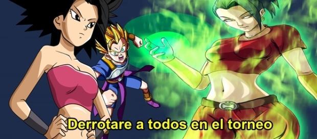 Dragon Ball Super 92 Kale se transformar en Super Saiyajin Broly