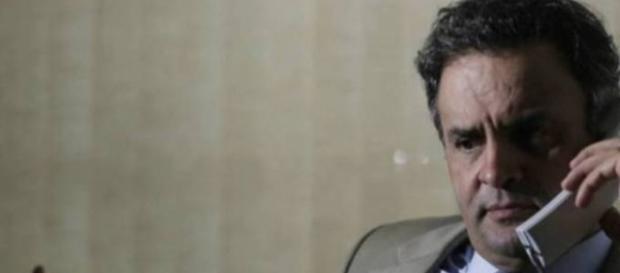 Gravação mostra o ex-candidato à presidência da República pedindo propina