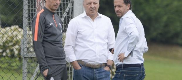 Juventus, il dg Marotta e il ds Paratici dopo la vittoria in Coppa Italia sulla Lazio tornano a occuparsi di calciomercato