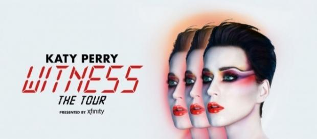Katy Perry announces new album Witness release date and US tour - digitalspy.com