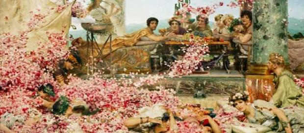 Las rosas de Heliogábalo (1888)