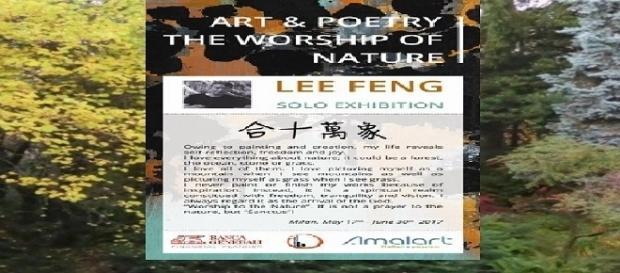 Lee Feng in mostra a Milano dal 17 aprile al 30 giugno