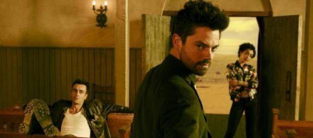 Preacher renewed for longer second season | Den of Geek - denofgeek.com