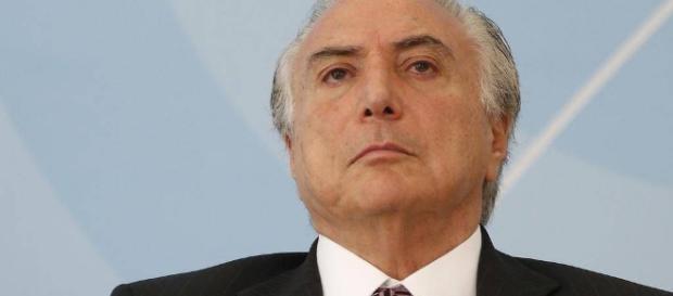 Presidente Michel Temer foi envolvido diretamente em divulgação de delação premiada