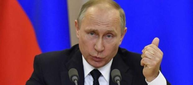 Putin rushes to Trump's defense, laments US infighting - SFGate - sfgate.com