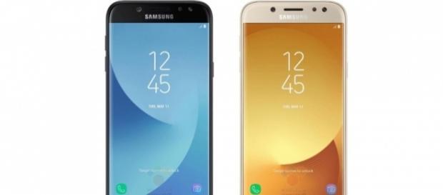 Samsung Galaxy J5 (2017), Galaxy J7 (2017) press renders and speculations. - mysmartprice.com