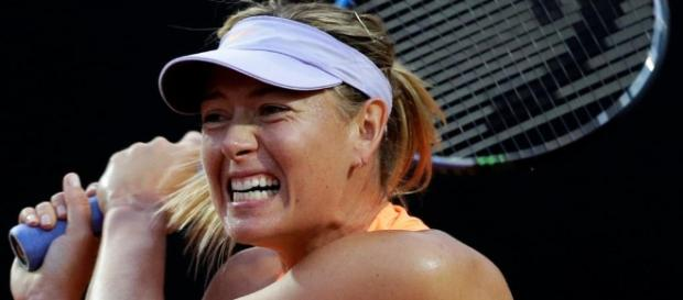 Sharapova given wildcard for Birmingham grass court tournament ... - rfi.fr