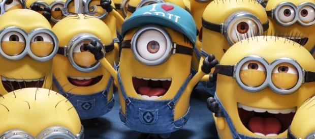 The Minions Take the Stage in New Despicable Me 3 Clip - comingsoon.net