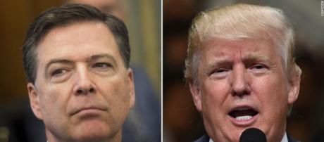 James Comey mum on possible FBI inquiry into any Trump connection ... - cnn.com