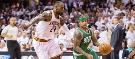 LeBron James has high praise for Isaiah Thomas after Cavaliers ... - givemesport.com