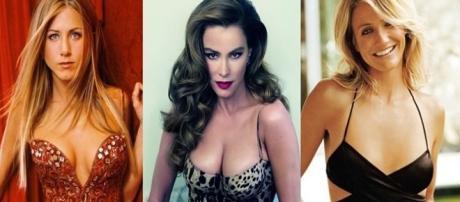 Mulheres que continuam lindas após os 40 anos