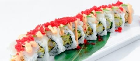 A 32-year-old man who was infected after consuming sushi - trapperssushi.com