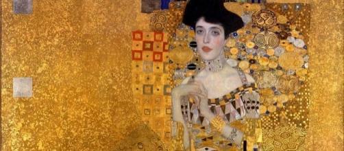 Adele Bloch-Bauer I, obra de Gustav Klimt