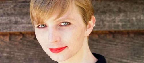 Chelsea Manning released from prison [Image credit: Twitter/Chelsea Manning]