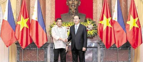 Duterte out to end war games with US. - inquirer.net