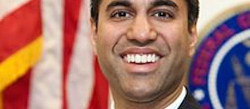 FCC Chairman Ajit Varadaraj Pai - Wikimedia Commons