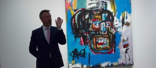 Japanese billionaire Yusaku Maezawa pays US$110m for Basquiat painting/ SCMP- scmp.com