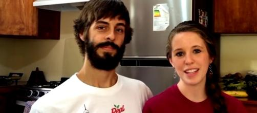 Jill Duggar Dillard and husband Derick-Image by TLC/YouTube