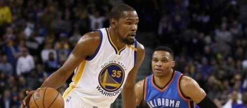 Kevin Durant leaves Westbrook and OKC for GSW ... - theundefeated.com