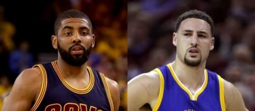 Kyrie Irving and Klay Thompson are some of the big names who missed the All-NBA team - bet.com
