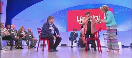Manfredo discute con Maria Pia e Graziella