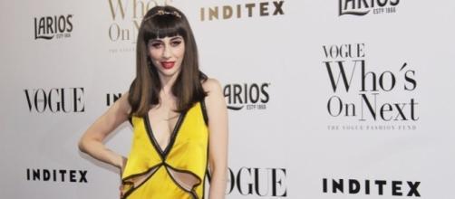 Natalia Ferviú. Las mejor vestidas de los Premios Vogue WON 2017