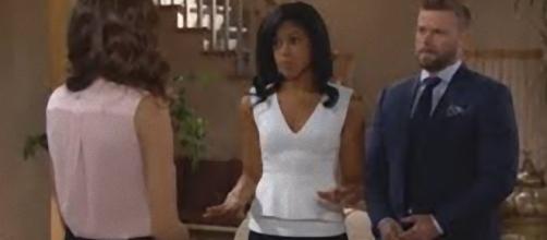 Nicole vuole l'affidamento di Lizzie?