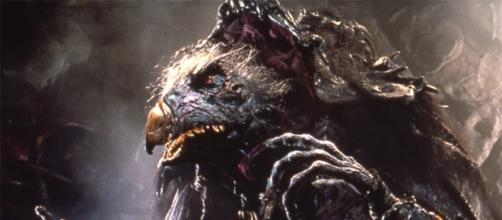 """Photo promotion for """"The Dark Crystal"""" film (1982) - Wikimedia Commons"""