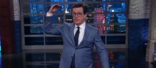 Stephen Colbert on Donald Trump, via Twitter