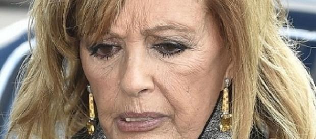 Antonio David Flores indignado con Rocío Carrasco tras visitar a Teresa Campos