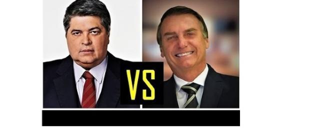 Bolsonaro faz mais denúncias contra a JBS.