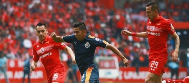 EN VIVO | Toluca 0-0 Chivas | Semifinal Ida Clausura 2017 - com.mx