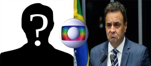 Famoso se sente enganado por Aécio Neves