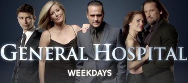 General Hospital promo photo via BN Library