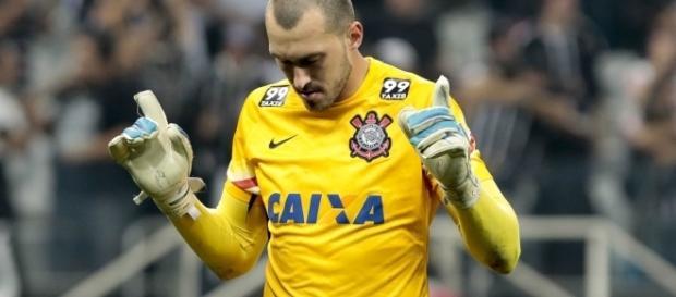 Goleiro Walter está em negociação com o Flamengo