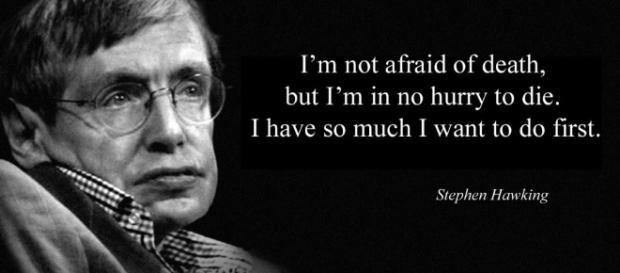 I'm not afraid of death, but I'm in no hurry to die. I have so ... - pinterest.com