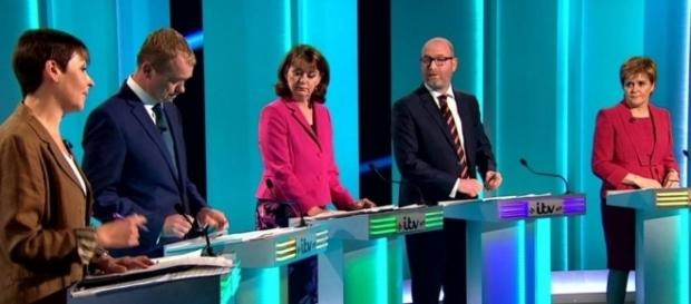 Leaders' TV debate and Tory manifesto reaction - BBC News - bbc.com