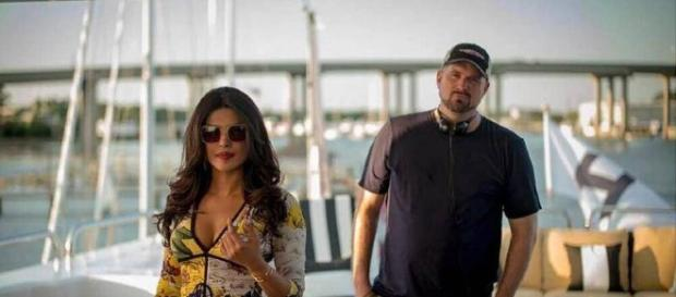 Priyanka Chopra looks super hot in Baywatch promo - indiatimes.com