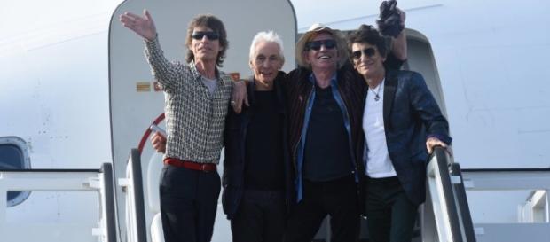 Rolling Stones pronti per il concerto di Lucca