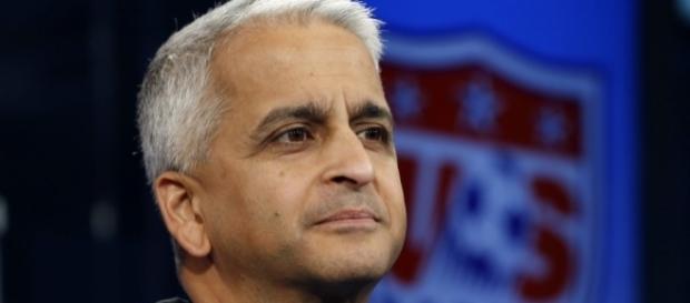 Sunil Gulati may face tough challenge in next year's USSF election. - washingtonpost.com
