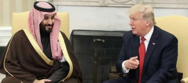 Trump's Saudi Arabia visit will tout ties to Houston energy ... - houstonchronicle.com