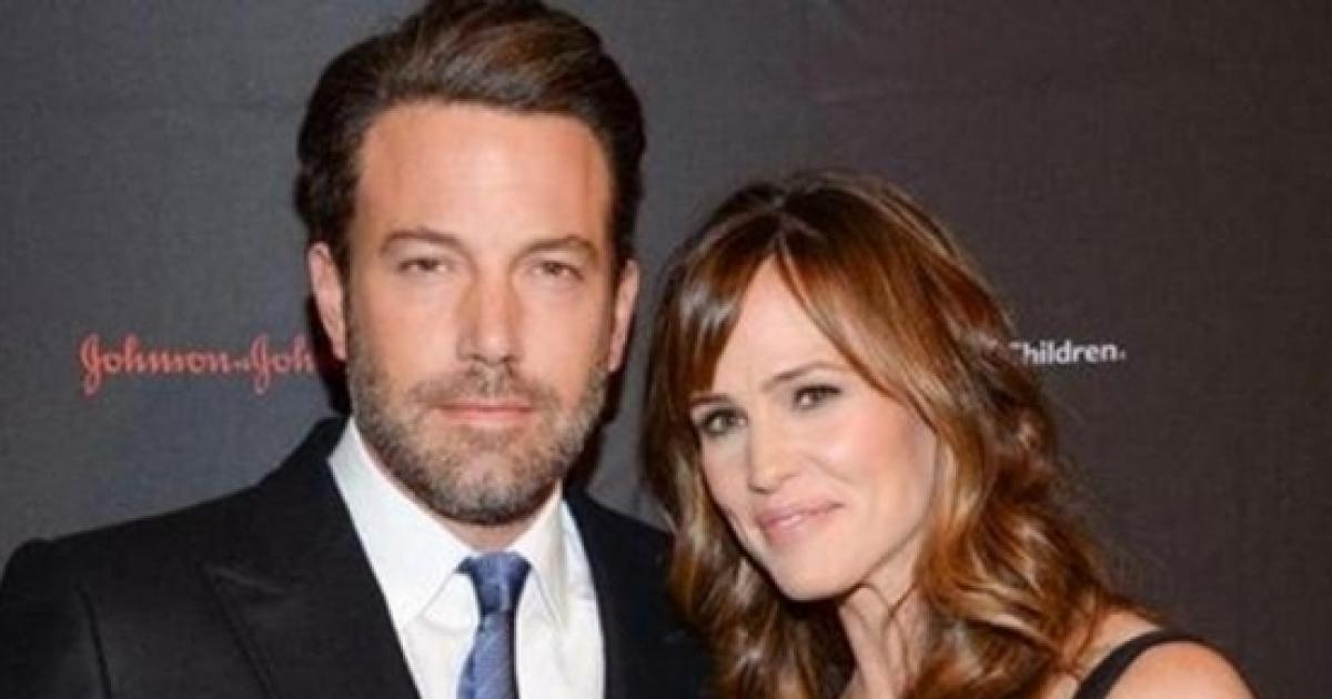 Ben Affleck moving out from family home after divorce from Jennifer